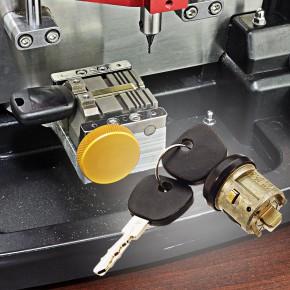 Komputerowe dorobienie kluczyka do zamka lub stacyjki