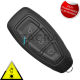 Kluczyk Pilot Ford Keyless - 3p