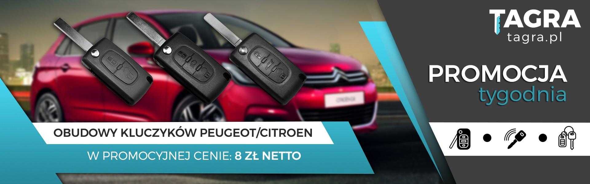 Tylko u Nas w PROMOCYJNEJ Cenie Obudowy Peugeot/Citroen
