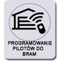 Programowanie pilotów do bram
